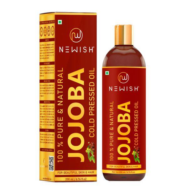 jojoba oil for hair and skin