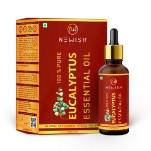 Eucalyptus oil for hair & skin