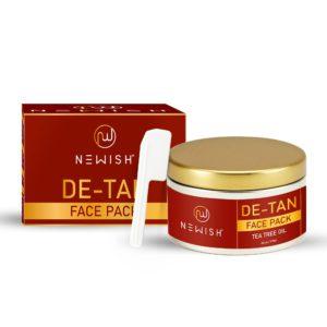 Ayurvedic De-Tan Face Pack