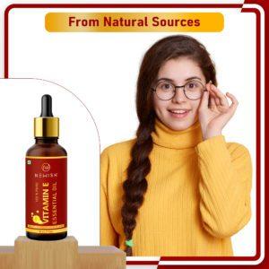 Newish's vitamin e oil