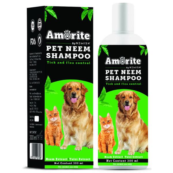 anti tick shampoo for dogs